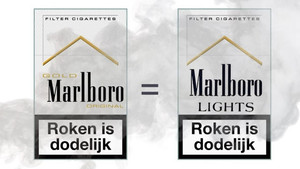 marlboro gold light