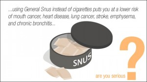 snus are you serious